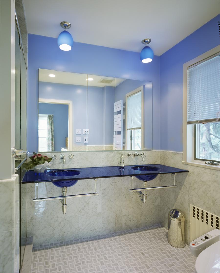 bathroom fixtures, Newton, Massachusetts