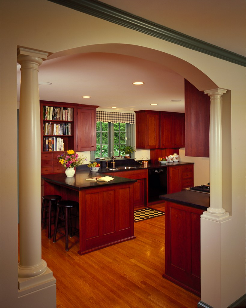 redesigning your home-universal design features, Boston, Massachusetts